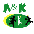 Logo, A&K Family Learning  Place Inc.